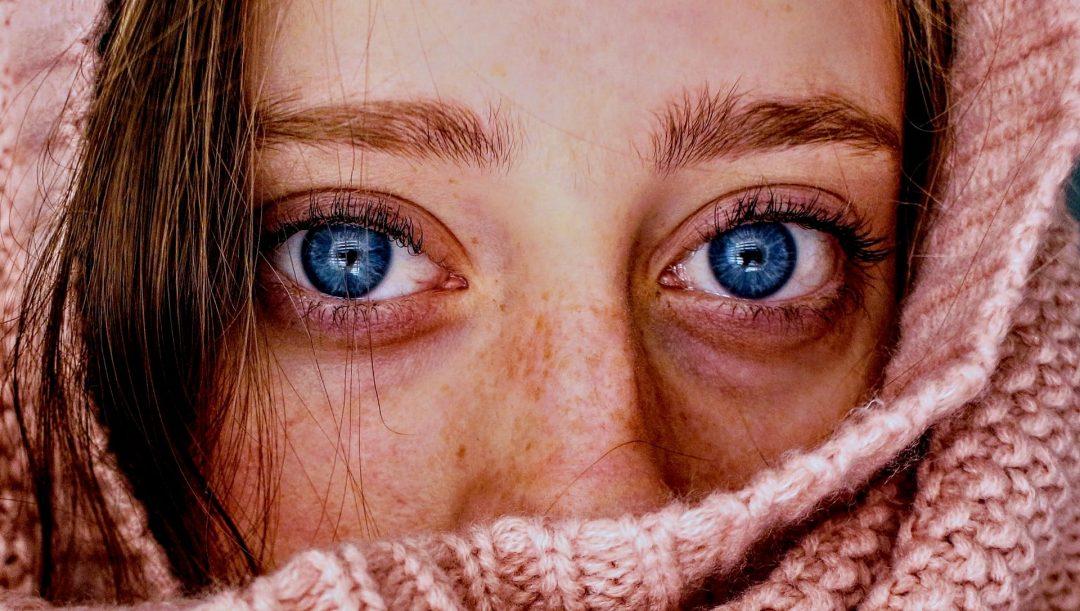 Blind ogen